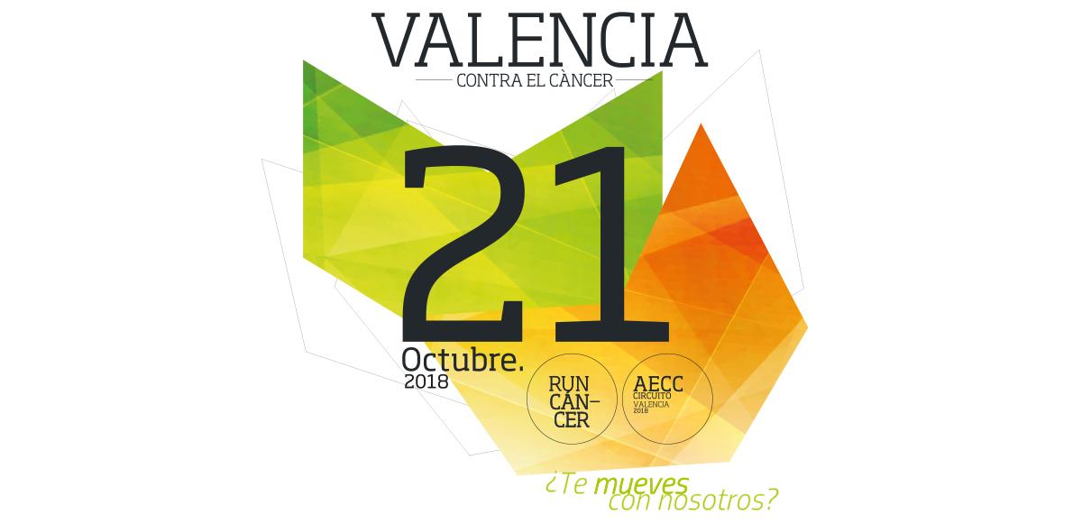 Carrera 'Valencia contra el Cáncer'